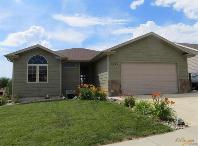 1105 Summerfield Dr, Rapid City, SD 57703 (MLS #145131) :: Christians Team Real Estate, Inc.