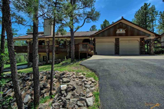6805 Ridgeview Ct, Black Hawk, SD 57718 (MLS #145201) :: Christians Team Real Estate, Inc.