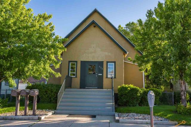 424 Quincy, Rapid City, SD 57701 (MLS #145202) :: Dupont Real Estate Inc.
