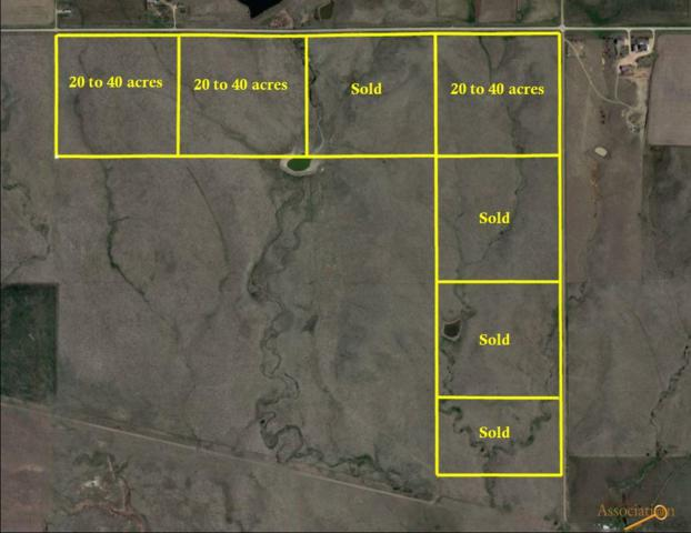 tbd Hwy 14 And Hwy 16, New Underwood, SD 57761 (MLS #145257) :: Heidrich Real Estate Team