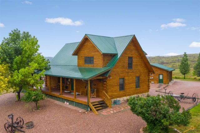 28025 Cascade Rd, Hot Springs, SD 57747 (MLS #145290) :: Christians Team Real Estate, Inc.