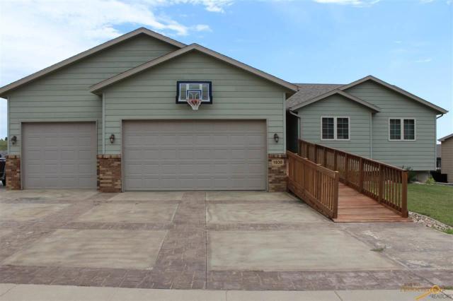 1030 Northridge Dr, Rapid City, SD 57701 (MLS #145292) :: Christians Team Real Estate, Inc.