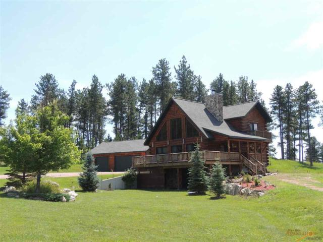 12293 Young Dr, Custer, SD 57730 (MLS #145343) :: Christians Team Real Estate, Inc.