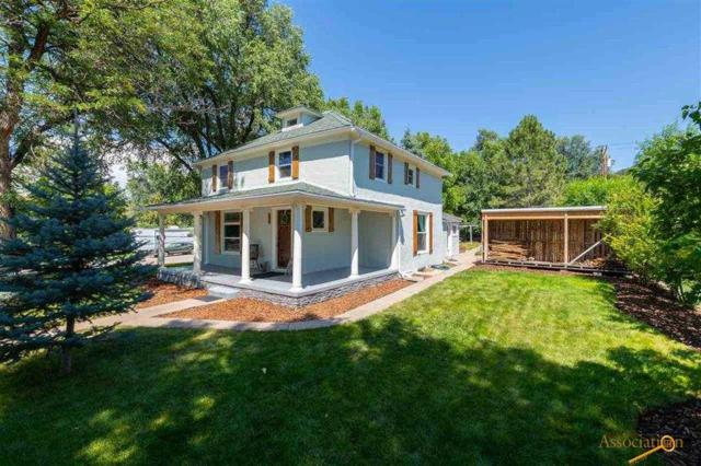 245 N 6TH ST, Hot Springs, SD 57747 (MLS #145344) :: Christians Team Real Estate, Inc.