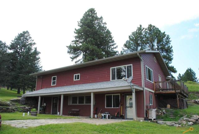 12558 Ford Mountain Ct, Hill City, SD 57745 (MLS #145350) :: VIP Properties