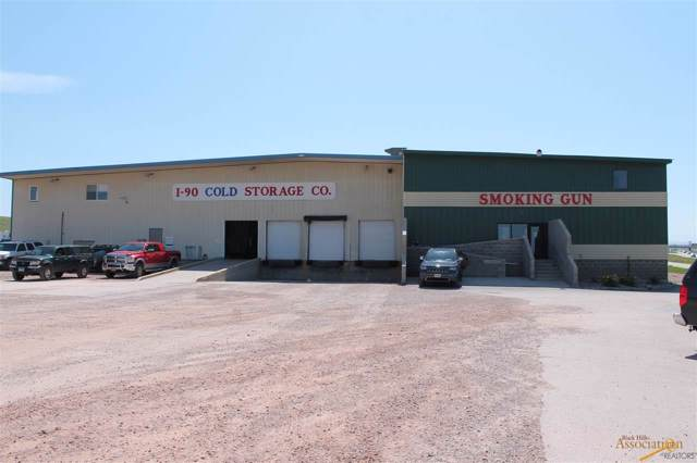 4711 S I-90 Service Rd, Rapid City, SD 57701 (MLS #145375) :: Dupont Real Estate Inc.