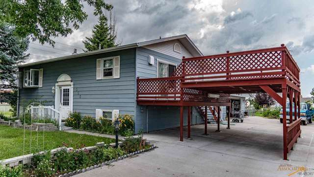 502 Meadowlark Dr, Box Elder, SD 57719 (MLS #145393) :: VIP Properties
