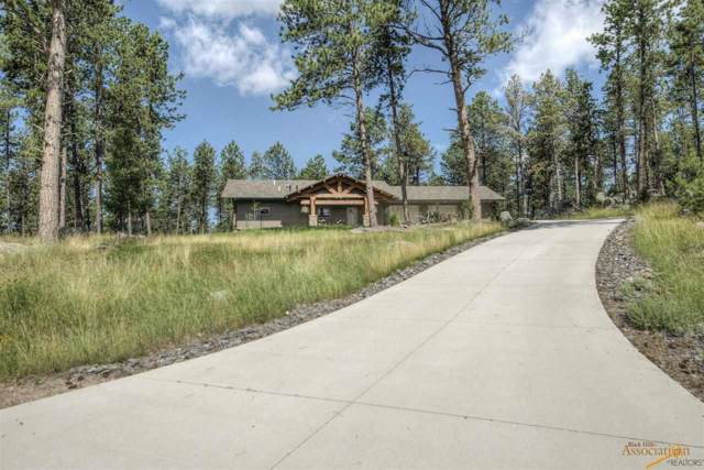 121 Boot Hill Rd, Custer, SD 57730 (MLS #145396) :: Christians Team Real Estate, Inc.