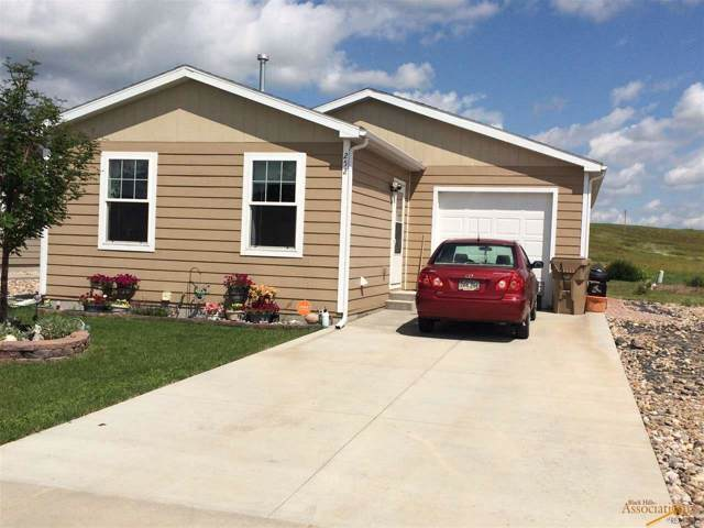 252 Trenton Ln, Box Elder, SD 57719 (MLS #145475) :: VIP Properties