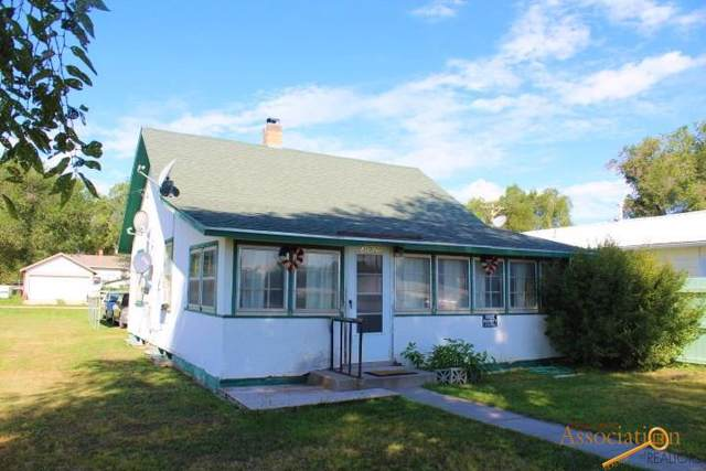 302 3RD AVE, Edgemont, SD 57735 (MLS #145518) :: Christians Team Real Estate, Inc.