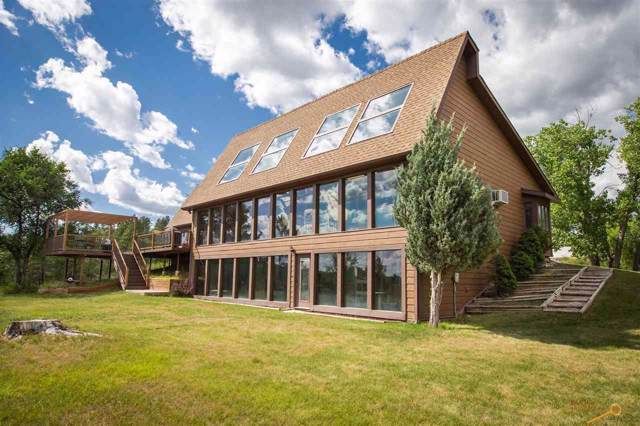 835 Happy Hollow, Hot Springs, SD 57747 (MLS #145520) :: Christians Team Real Estate, Inc.