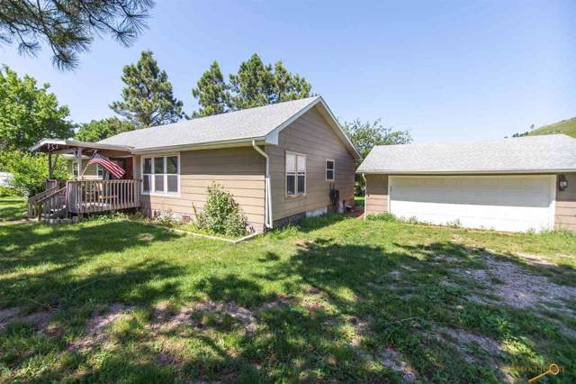 14640 E Valley View Dr, Piedmont, SD 57769 (MLS #145529) :: Christians Team Real Estate, Inc.