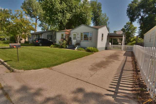 2216 7TH AVE, Rapid City, SD 57702 (MLS #145532) :: Christians Team Real Estate, Inc.