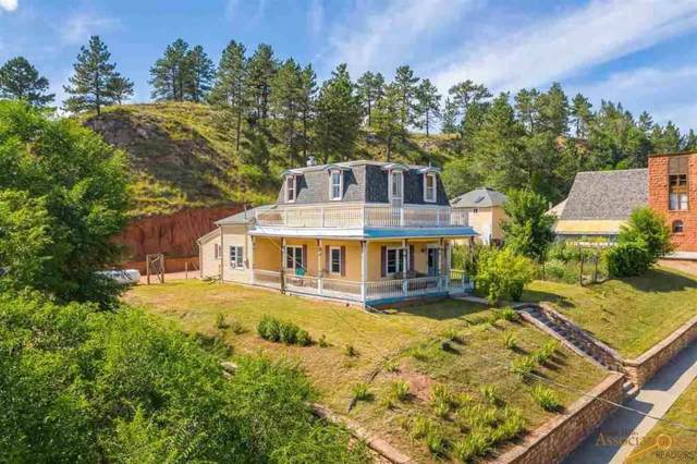 641 Happy Hollow, Hot Springs, SD 57747 (MLS #145546) :: Christians Team Real Estate, Inc.