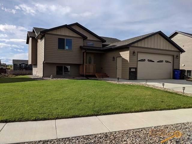 827 Haakon, Rapid City, SD 57703 (MLS #145547) :: Christians Team Real Estate, Inc.