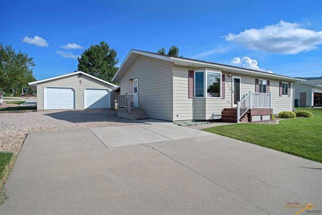 2300 Elk, Sturgis, SD 57785 (MLS #145550) :: VIP Properties