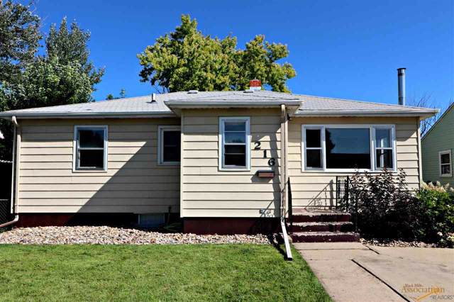 216 Flormann, Rapid City, SD 57701 (MLS #145553) :: Christians Team Real Estate, Inc.