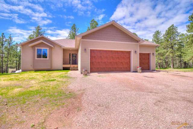 13835 Knotty Pine Ln, Rapid City, SD 57702 (MLS #145572) :: VIP Properties