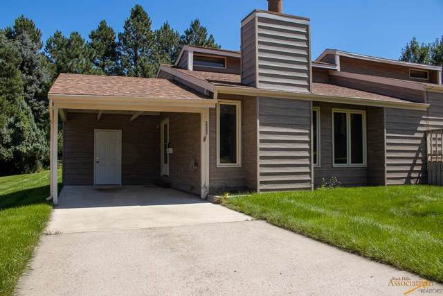 4820 Powderhorn Dr, Rapid City, SD 57702 (MLS #145574) :: VIP Properties