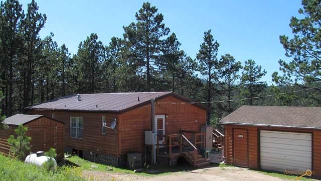 444 Pine Ct, Hill City, SD 57745 (MLS #145581) :: Heidrich Real Estate Team