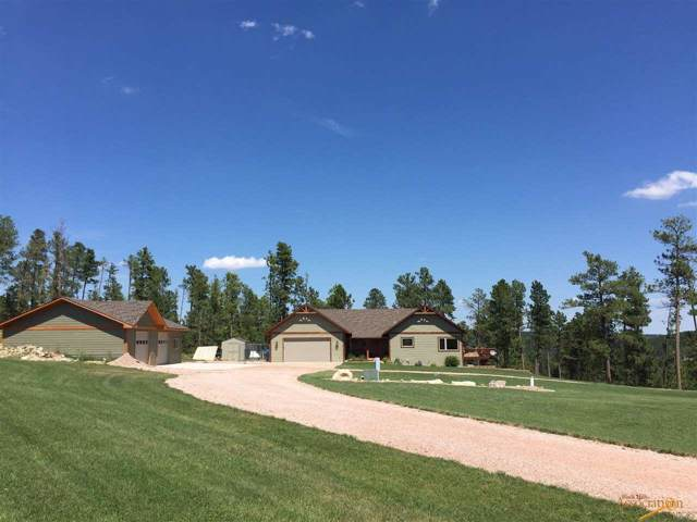 13240 Daybreak Ridge Rd, Rapid City, SD 57702 (MLS #145583) :: VIP Properties