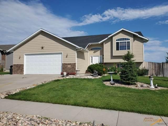 2465 Merlot Dr, Rapid City, SD 57701 (MLS #145589) :: Christians Team Real Estate, Inc.