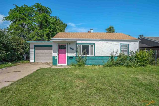 334 E St Anne, Rapid City, SD 57701 (MLS #145591) :: Christians Team Real Estate, Inc.