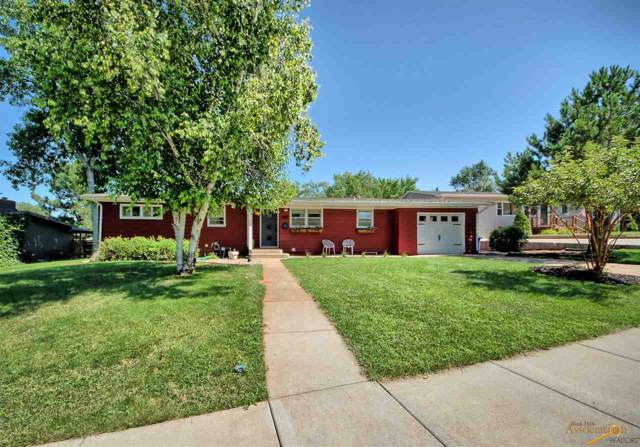 624 43RD CT, Rapid City, SD 57702 (MLS #145595) :: Christians Team Real Estate, Inc.