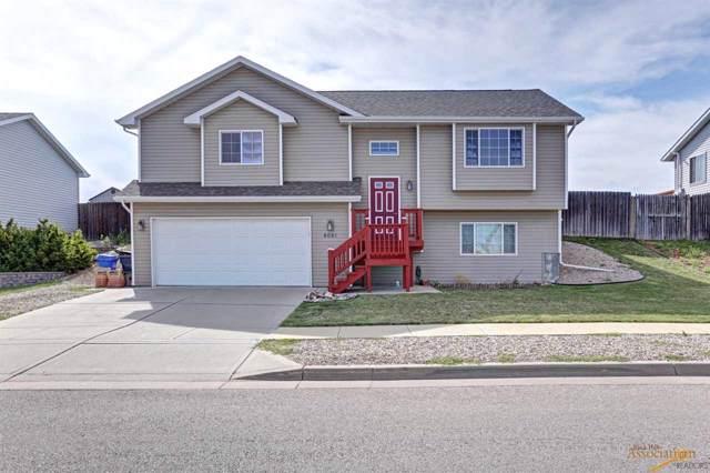 4641 Three Rivers Dr, Rapid City, SD 57701 (MLS #145596) :: Christians Team Real Estate, Inc.