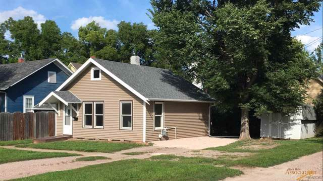 708 11TH, Rapid City, SD 57701 (MLS #145605) :: Christians Team Real Estate, Inc.