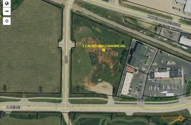 3328 Lazelle, Sturgis, SD 57785 (MLS #145613) :: Heidrich Real Estate Team