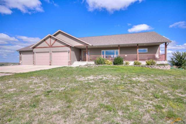 14598 Tiffany Ct, Hermosa, SD 57744 (MLS #145618) :: Christians Team Real Estate, Inc.
