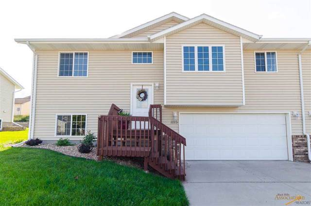 1015 Carl Ave, Rapid City, SD 57703 (MLS #145633) :: Dupont Real Estate Inc.