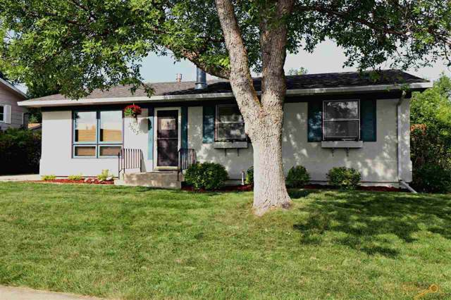 3503 Michigan Ave, Rapid City, SD 57701 (MLS #145638) :: Christians Team Real Estate, Inc.