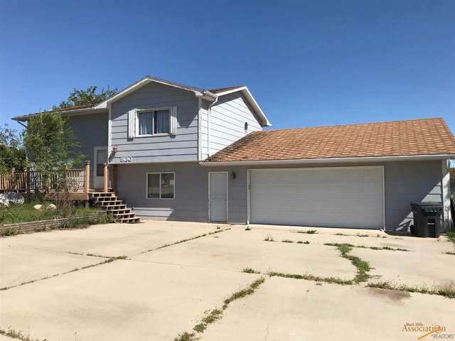 8130 Timberline Rd, Black Hawk, SD 57718 (MLS #145674) :: Christians Team Real Estate, Inc.