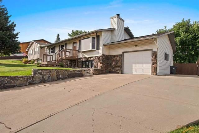 607 Circle Dr, Rapid City, SD 57702 (MLS #145677) :: Christians Team Real Estate, Inc.