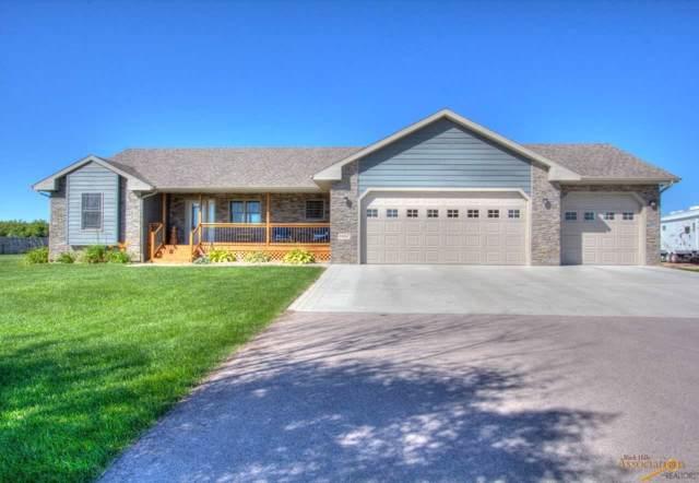 1457 Doubletree Rd, Piedmont, SD 57769 (MLS #145685) :: VIP Properties