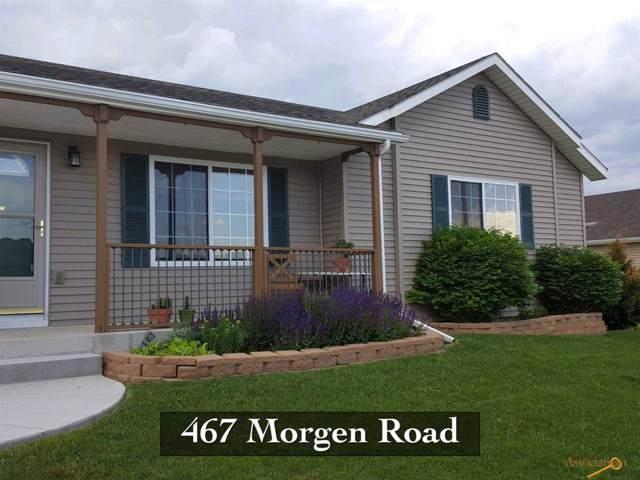 467 Morgen Rd, Box Elder, SD 57719 (MLS #145708) :: Christians Team Real Estate, Inc.