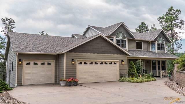 23570 Wilderness Cir, Rapid City, SD 57702 (MLS #145711) :: Dupont Real Estate Inc.