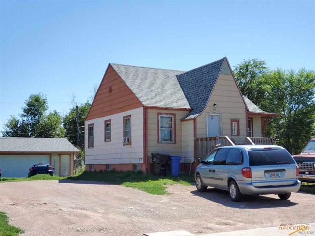 319 Patton, Rapid City, SD 57701 (MLS #145729) :: Dupont Real Estate Inc.