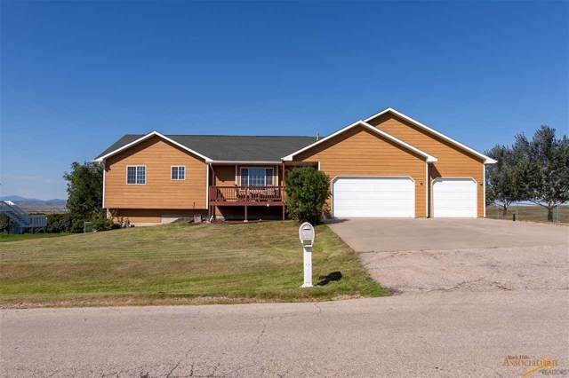 23009 Candlelight Dr, Rapid City, SD 57703 (MLS #145753) :: Dupont Real Estate Inc.