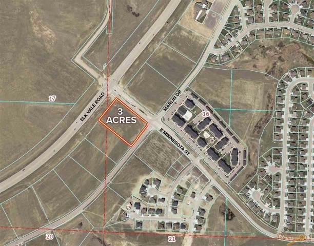 Lot 1, Block 2 Marlin Dr, Rapid City, SD 57703 (MLS #145755) :: Dupont Real Estate Inc.