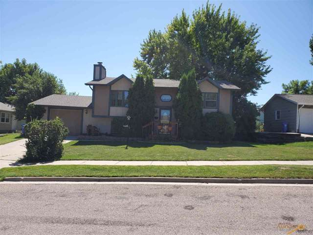 647 Wright Ct, Rapid City, SD 57701 (MLS #145782) :: Christians Team Real Estate, Inc.