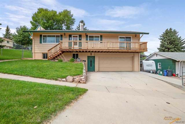 2421 Central Blvd, Rapid City, SD 57702 (MLS #145788) :: Christians Team Real Estate, Inc.