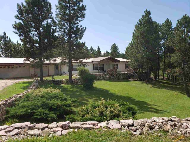 26524 Not Applicable, Custer, SD 57730 (MLS #145791) :: Heidrich Real Estate Team