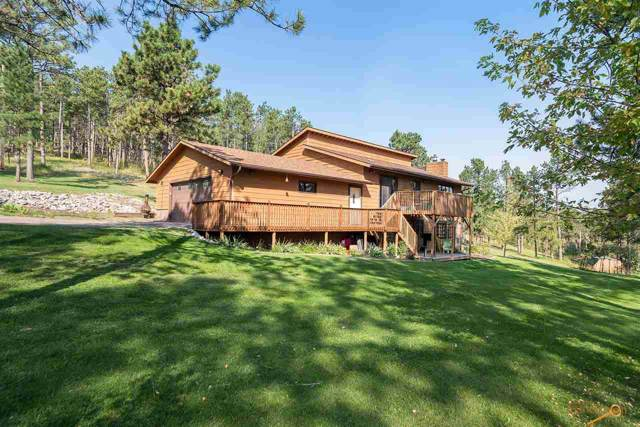 12403 Navajo Dr, Piedmont, SD 57769 (MLS #145793) :: Heidrich Real Estate Team