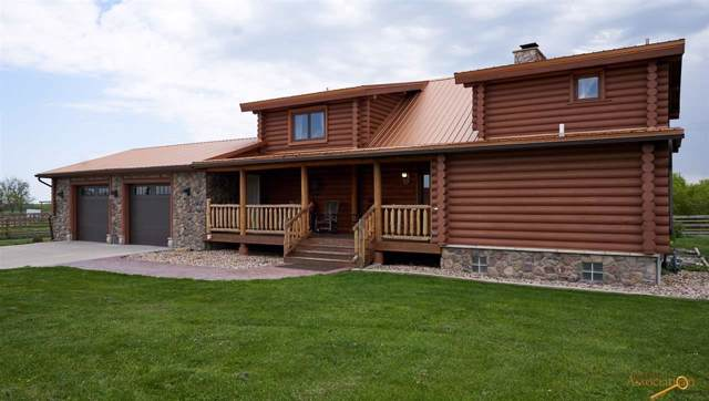 1400 Double Tree Dr, Piedmont, SD 57769 (MLS #145796) :: Heidrich Real Estate Team
