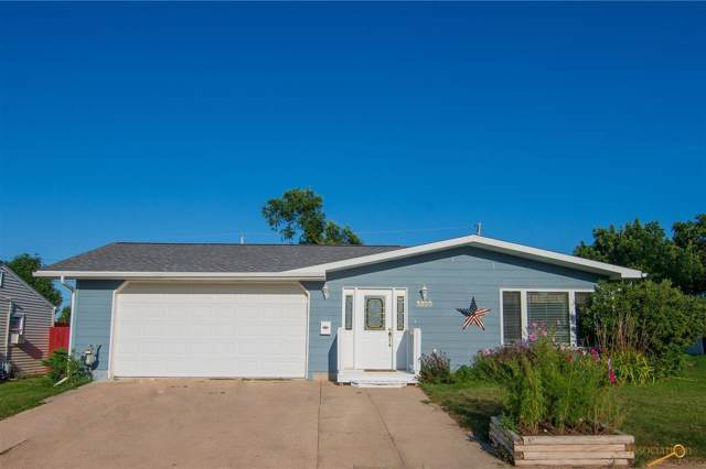 3320 Lynnwood Ave, Rapid City, SD 57701 (MLS #145798) :: Dupont Real Estate Inc.