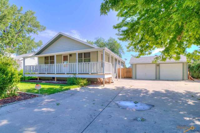 2116 4TH AVE, Rapid City, SD 57702 (MLS #145829) :: Christians Team Real Estate, Inc.