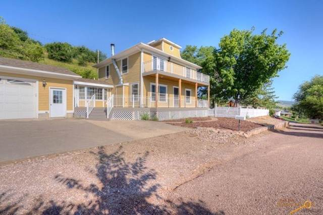 1319 12TH, Rapid City, SD 57701 (MLS #145847) :: Dupont Real Estate Inc.